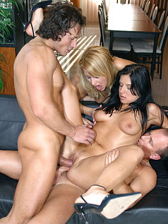 Endless Group Sex