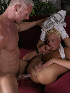 Spike Morrison Fucks Lexx Parker with Toys and Cock
