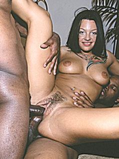 Ladies who Love Interracial Double Penetration