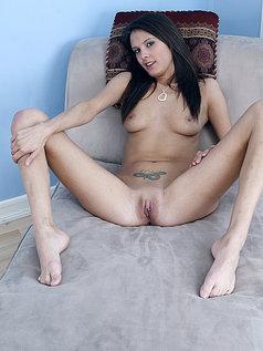Erin Stone's Magnetic Masturbation Session