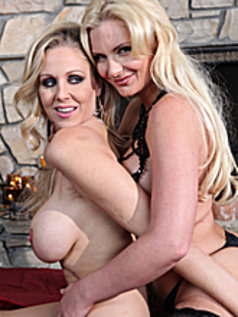 Julia Ann and Phoenix Marie Show Us How It's Done