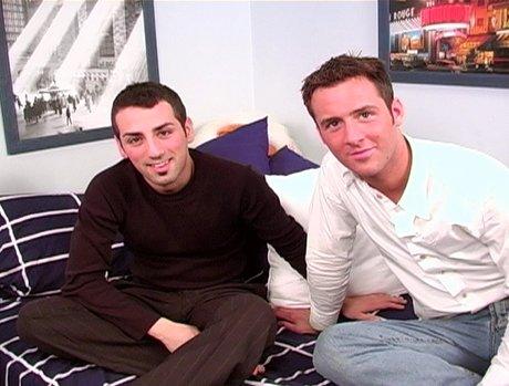 Jonathan and Bradon