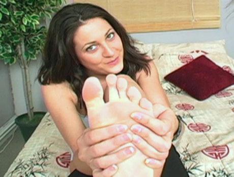 a foot fetish fourplay!