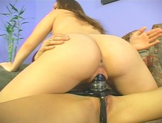 Sweet Amylee : kinky with a strap-on