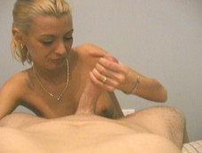 Sweet Amylee Comes To Visit BrunoB's Big Cock!