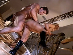 Shyla get fuck in the stair