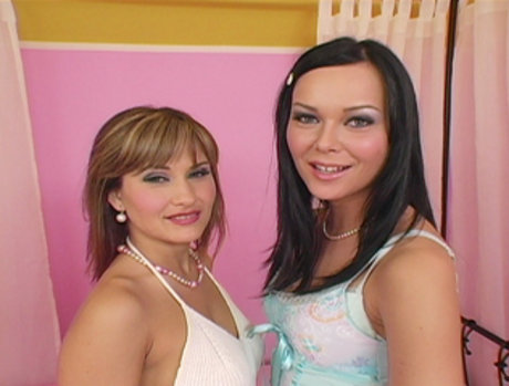 Suzie Diamond and Valentina Rush