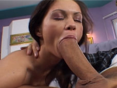 Angelina Crow - anal, ass to mouth and anal creampie...