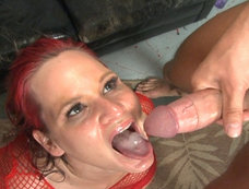 Kamy Andrews Slippery and Wild for Rough Anal