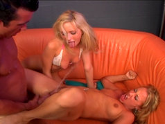 Tiana and Hilary Scott ares squirting all over the place