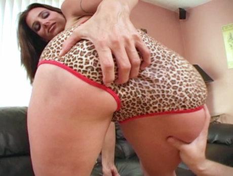 Cherie truly has a nice ass!