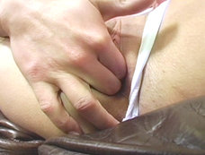 Asian Beauty Jayna Oso Touches Herself Before Beginning To Finger Her Tight Little Twat!
