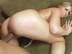 Only the biggest of black cocks can satisfy Amanda's urges...