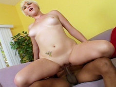 Gotta love tight little blond girls with short hair that love huge cock hard in every hole...