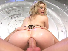 Sunny Lane first anal