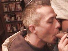 Feed The Fag 40 Loads 1 - Scene 4