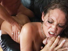 Busty Tory Lane Get Double Dicked Before Getting Her Face Plastered In Jism!