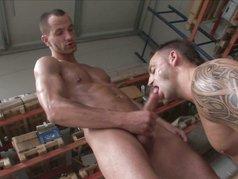 Euro Big Dick Buddies 1 - Scene 1