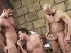 Euro Big Dick Buddies 2 - Scene 1
