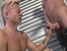 Euro Big Dick Buddies 4 - Scene 4
