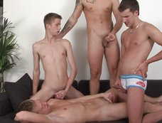 Hanging Out In The City 1 - Scene 1