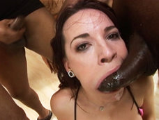 Dana Dearmond...Back Again And Ready For Some More Cock Sucking Action!