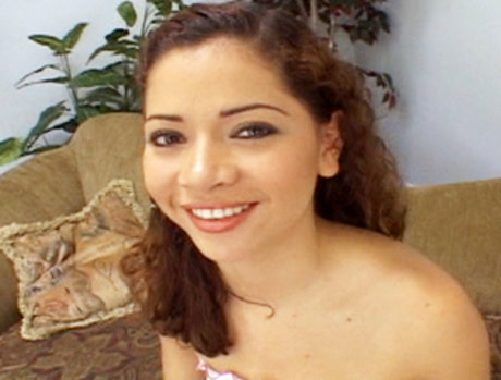 Tight Little Latina Chiquita Lopez Gets DP Gang Banged Before Receiving Multiple Loads In Her Mouth!