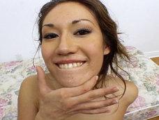 Deepthroat gag porn