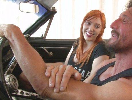 Raunchy Fucking Redheads 1 - Scene 2