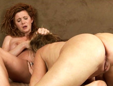 Nica Noelle Gets Seduced By The Feminine Charms Of Randi James!