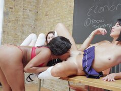 Young Harlots Classroom Special 1 - Scene 2