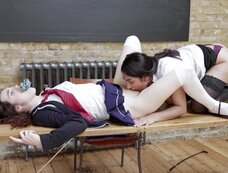 Young Harlots Classroom Special 1 - Scene 3