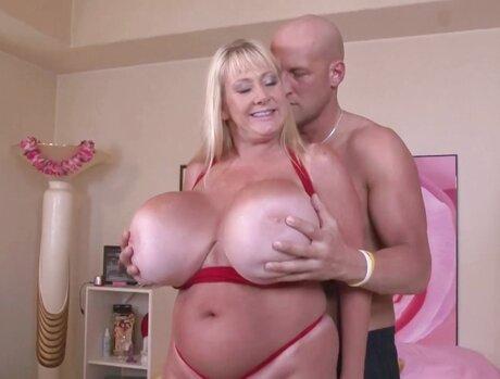 Milf Vixens With Massive Tits 1 - Scene 2