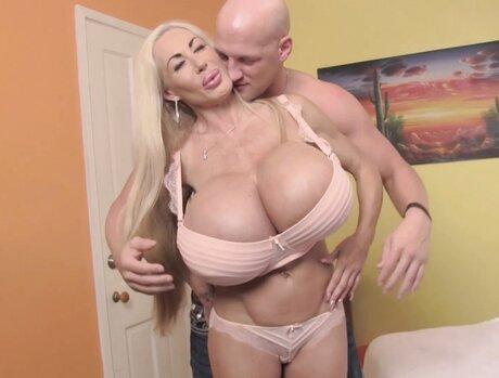 Milf Vixens With Massive Tits 1 - Scene 5