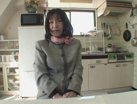 Real Asian Grandmas 2 - Scene 2