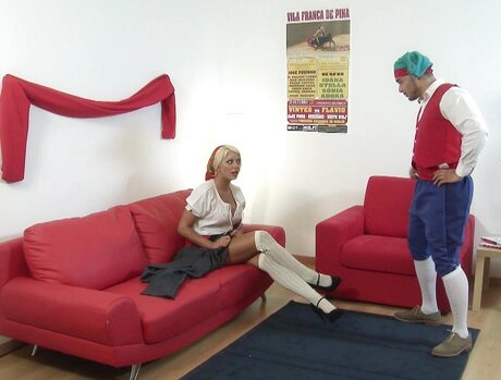 Fuck Angela, Save Portugal 1 - Scene 4