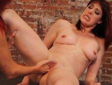 Lily Cades Lesbian Lockup 1 - Scene 1