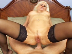 Big Tit Beauty Victoria Evans Gets Fucked By A Huge Cock!
