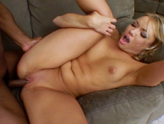 Asian Babe Maya Hills Knows What She Wants...Black Cock!