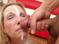 Niki Austin Gets Many Servings of Hot Iron