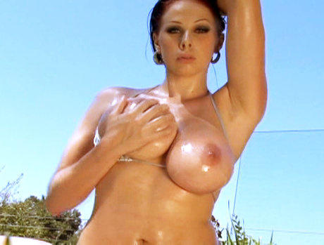 Gianna Michaels Gets Her Big Tits And Tight Ass Fucked!