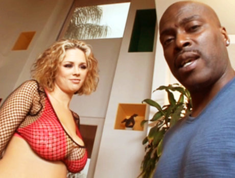 Katie Kox Needs an Interracial Pick-Me-Up