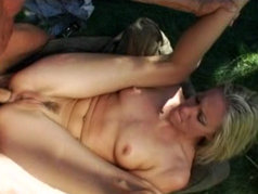 Angel Long Gets Hardcore Foreplay, Vaginal and Anal