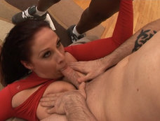 Gianna Michaels - Pussy Full of Dicks, Face Covered in Cum