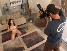 Behind the Scenes, From the Archives!  Asa Akira, Evie Delatosso, and more