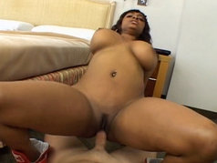 Carmen Hayes Swallows after Hardcore Sex