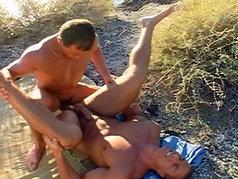 Fernando Nielsen and Dean Edwards - Big Cocks Under Big Sky