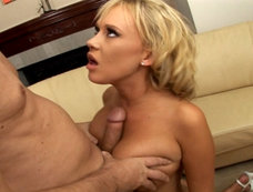 Carly Parker Gives a Slippery Tits Fuck