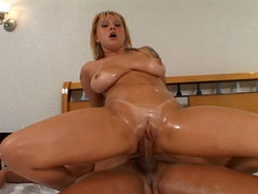 Lorena Blond Gets Anal from a Big Dick