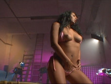 Ju Pantera - Naughty Latina Purrs for Anal